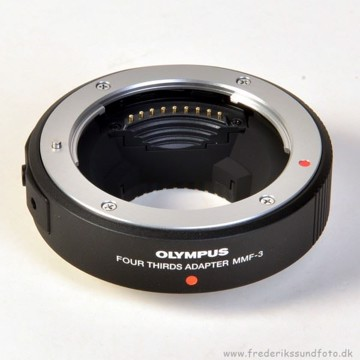 Olympus MMF-3  4/3-Micro4/3 Adapter