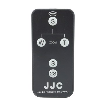 JJC RM-E6 Canon RC-1+DC100