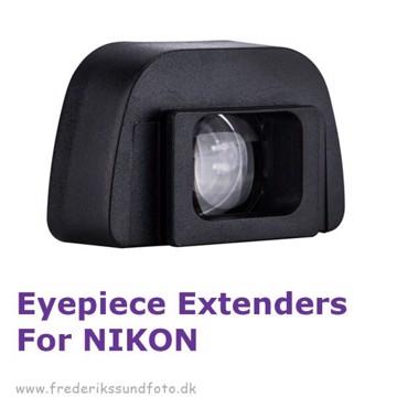 JJC EN-2 Øjestykke forlænger Til Nikon DK 21-25