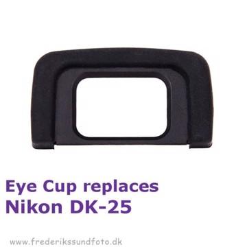 JJC EN-DK25 Øjestykke som Nikon DK-25