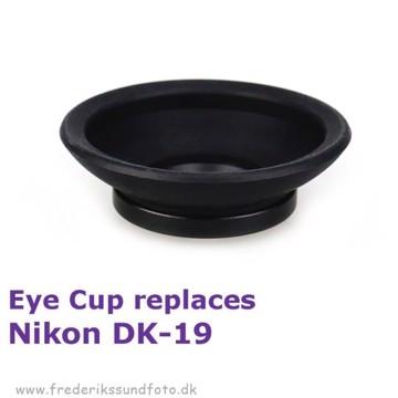 JJC EN-5K Øjestykke som Nikon DK-19