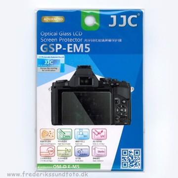 JJC  LCD beskyttelse til Olympus OM-D E-M5