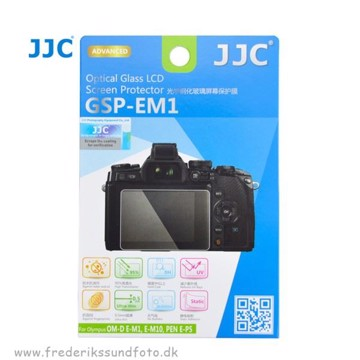 JJC  LCD beskyttelse til Olympus OM-D E-M1