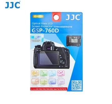 JJC Glass LCD beskyttelse til Canon EOS 760D