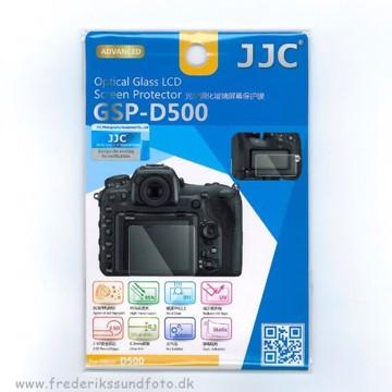 JJC LCD beskyttelse til Nikon D500