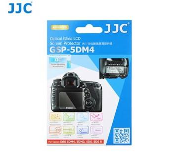 JJC Glass LCD beskyttelse til Canon EOS 5D MRK IV