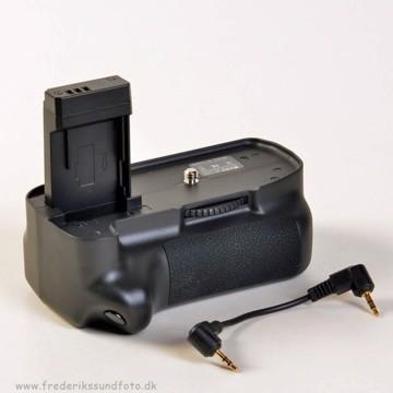 Meike Batterigreb til Canon EOS 1100D & 1200D