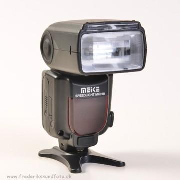Meike MK910 flash til Nikon