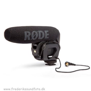RØDE Videomic Pro Compact Shotgun Microphone