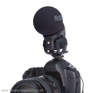 RØDE SVM Pro Stereo Videomic