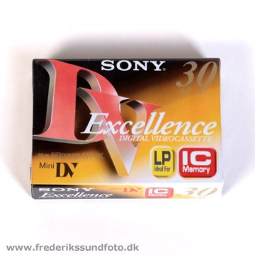 Sony DVM30 DV bånd m/IC memory