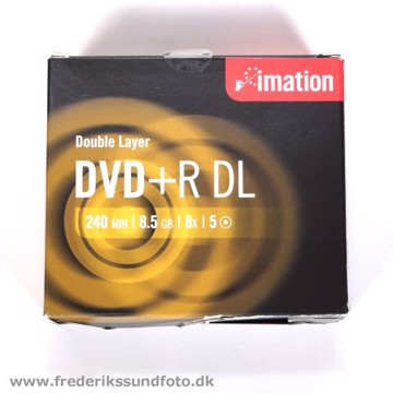 Imation Double Layer DVD+R DL