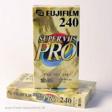 FUJI S-VHS E-240 PRO