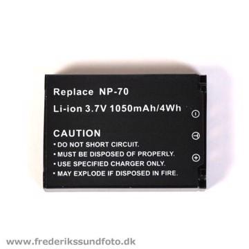 Dörr NP-70 batt. til Casio