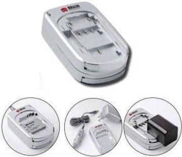 Braun Batterilader t/Canon