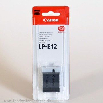 Canon Batt. LP-E12