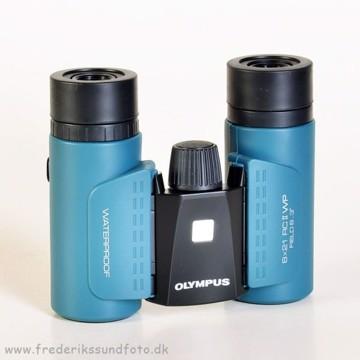 Olympus 8x21 RC II WP Blå