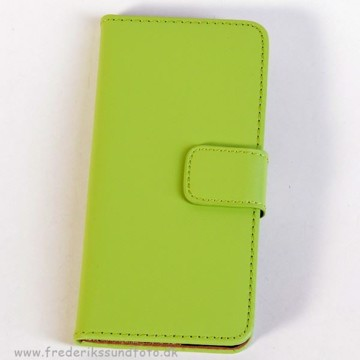 Iphone 6 Etui m/Magnetluk & Kreditkortlomme Mint