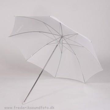 Hama Studio 90cm hvid paraply 6075