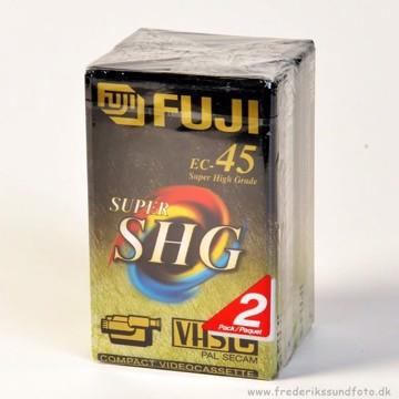 Fuji SHG EC-45 VHSc 2 pak.