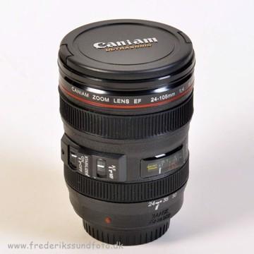 Caniam Zoom 24-105mm kop plast m/plast låg