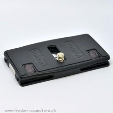 Velbon QB-635L(B) Quick Release Adapter