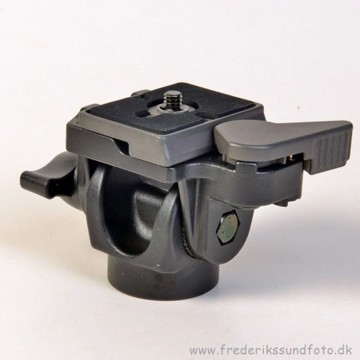 Manfrotto 234RC hoved m/kameraplade