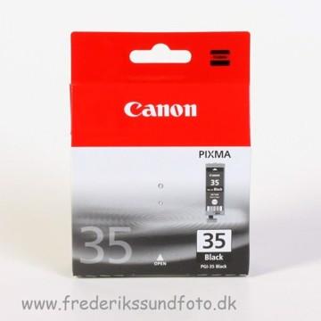 Canon PGI-35 Sort blækpatron