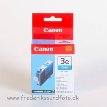 Canon BCI-3e Cyan blækpatron