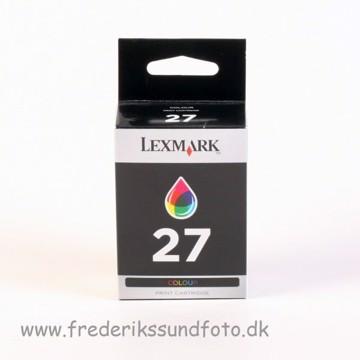 Lexmark  27 farve blæk