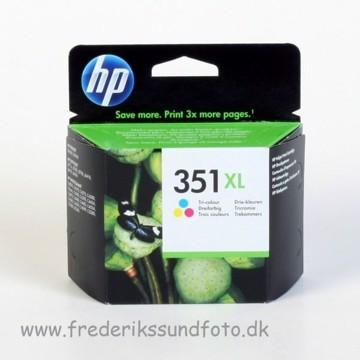 HP 351 XL Farve blækpatron