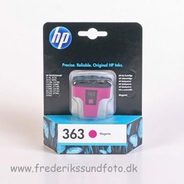 HP 363 Magenta blækpatron