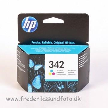 HP 342 Farve blækpatron