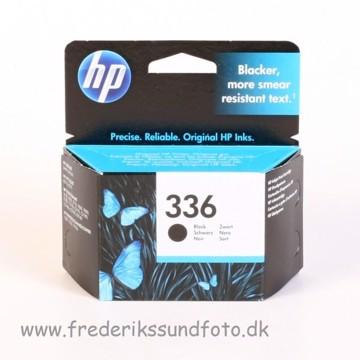 HP 336 Sort blækpatron