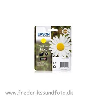 Epson 18XL gul blæk
