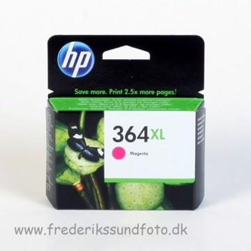HP 364 XL Magenta blækpatron