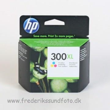 HP 300 XL Farve blækpatron