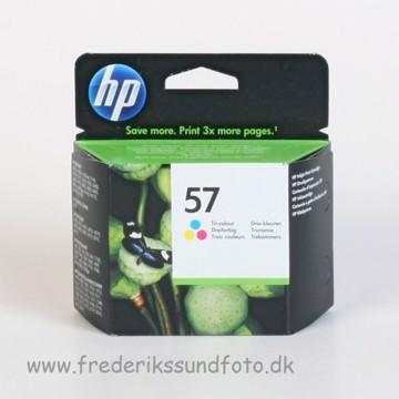 HP 57 Farve blækpatron