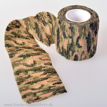 Camouflage tape Grass Green Camo 5 cm x 4,5 meter