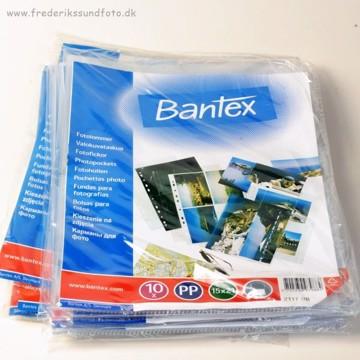 15x21 Bantex Fotolomme 2117