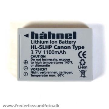 Hähnel HL-5LHP / Canon NB-5L