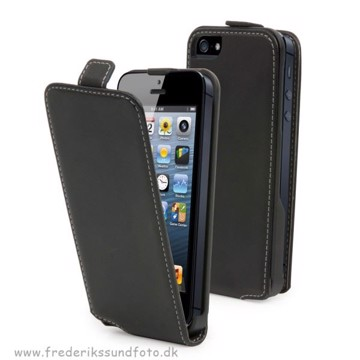 Muvit iPhone 5 / 5S Slim Case Sort