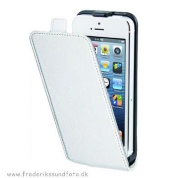 Muvit iPhone 5 / 5S Slim Case Hvid