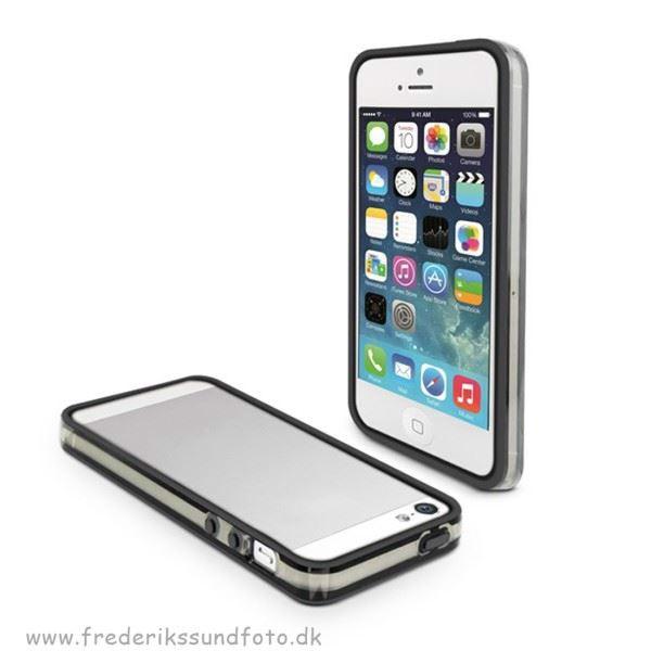Muvit iPhone 5 / 5S Bumper iBelt Case Sort
