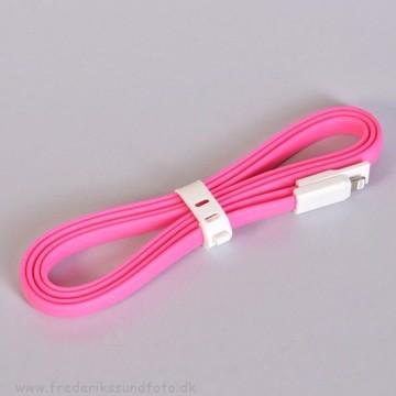 Vojo Lightning iTrim kabel pink