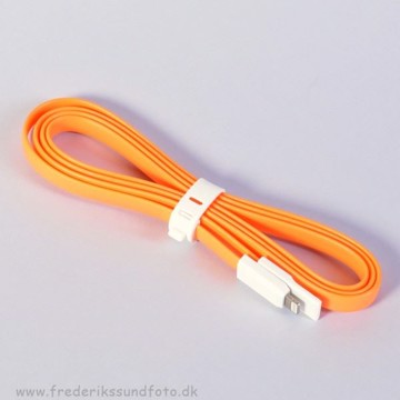 Vojo Lightning iTrim kabel orange