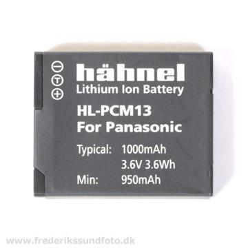 Hähnel HL-PCM13/DMW-BCM13 batt.