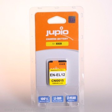 Jupio EN-EL12 Li-ion batteri