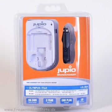 Jupio BrandCharger Lader t/Olympus / Fuji