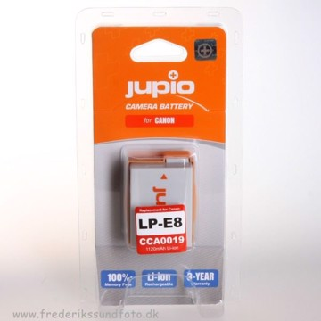 Jupio LP-E8 Li-ion batteri